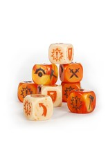 Games Workshop WH UNDERWORLDS: SKAETH'S WILD HUNT DICE