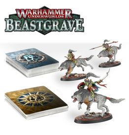 Games Workshop WH UNDERWORLDS: RIPPA'S SNARLFANGS (ENG)