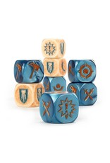 Games Workshop WHU: HROTHGORN'S MANTRAPPERS DICE SET