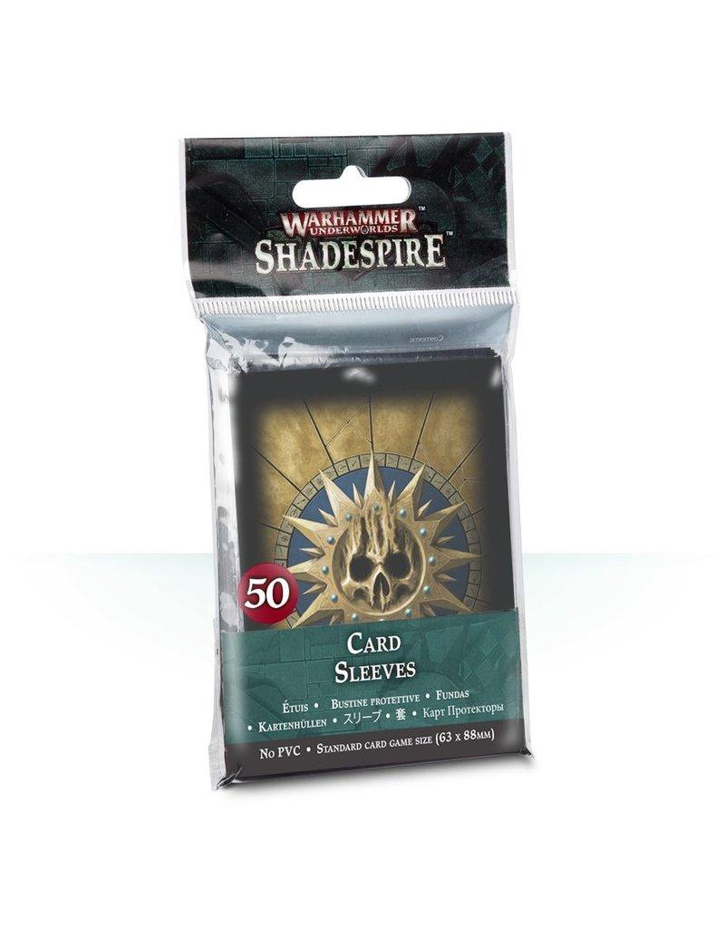 Games Workshop WH UNDERWORLDS: SHADESPIRE CARD SLEEVES