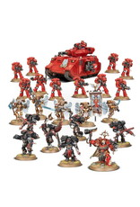 Games Workshop BLOOD ANGELS CRIMSON SPEAR STRIKE FORCE