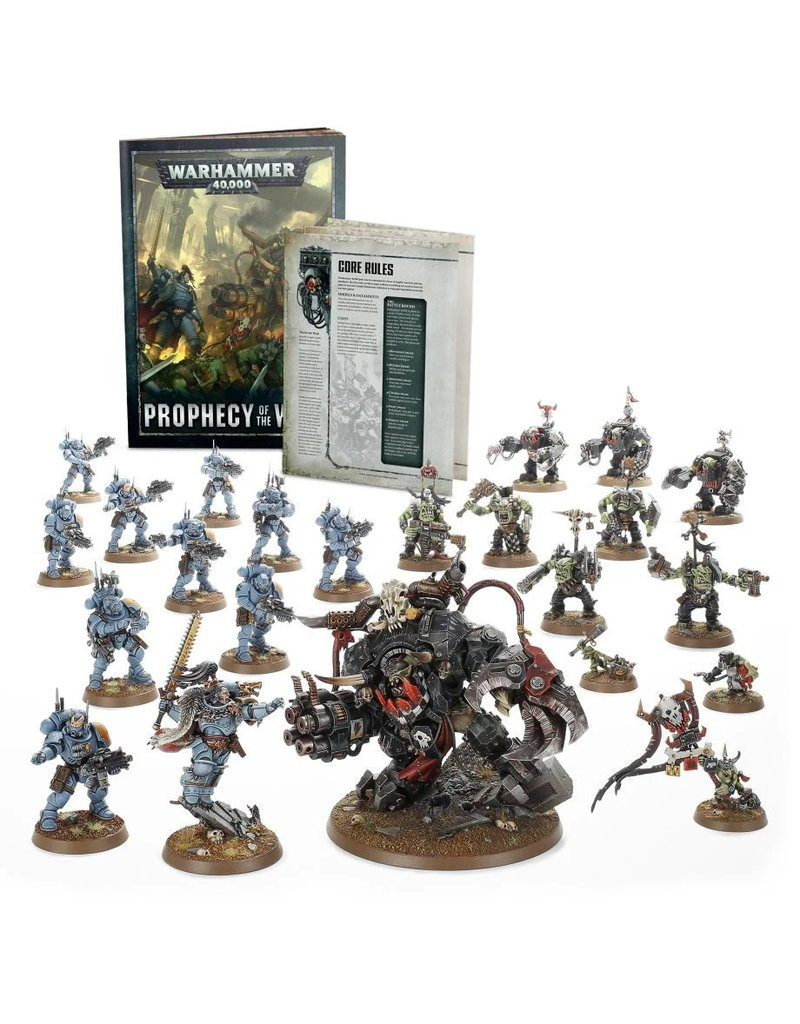 Games Workshop Prophecy of the Wolf