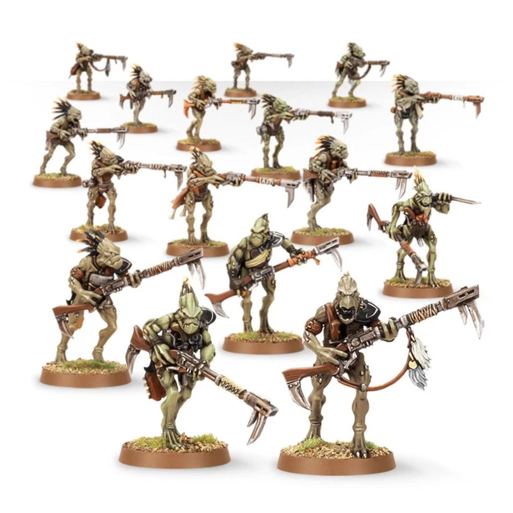 Games Workshop Kroot Carnivore Squad