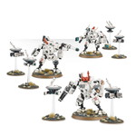 Games Workshop TAU EMPIRE XV8 CRISIS BATTLESUITS