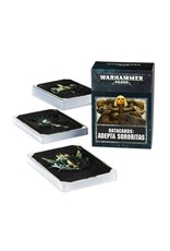 Games Workshop DATACARDS: ADEPTA SORORITAS (ENGLISH)