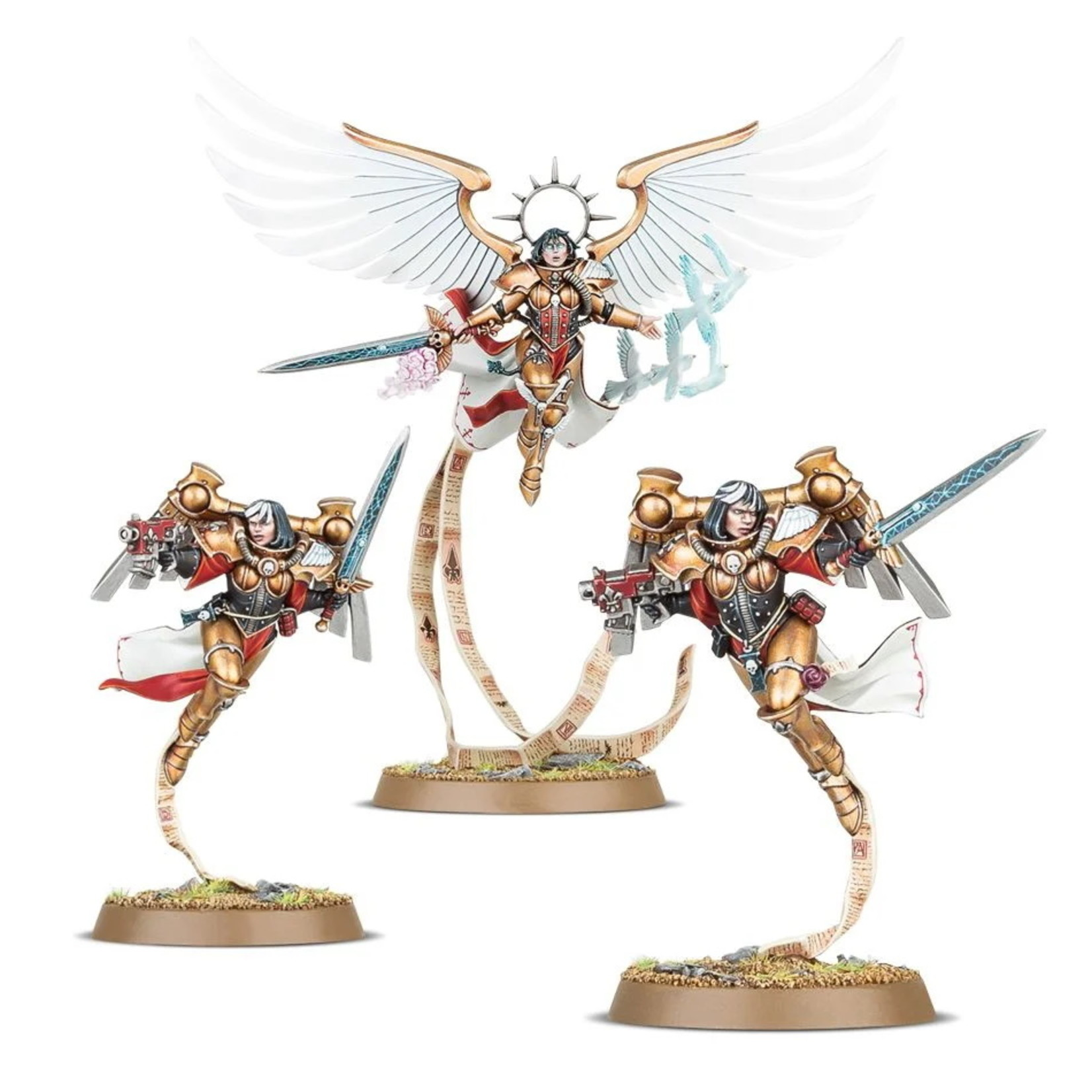 Games Workshop CELESTINE THE LIVING SAINT