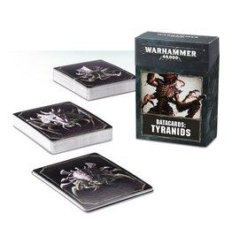 Games Workshop DATACARDS: TYRANIDS (ENGLISH)