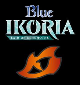 Ikoria Box Break - Blue