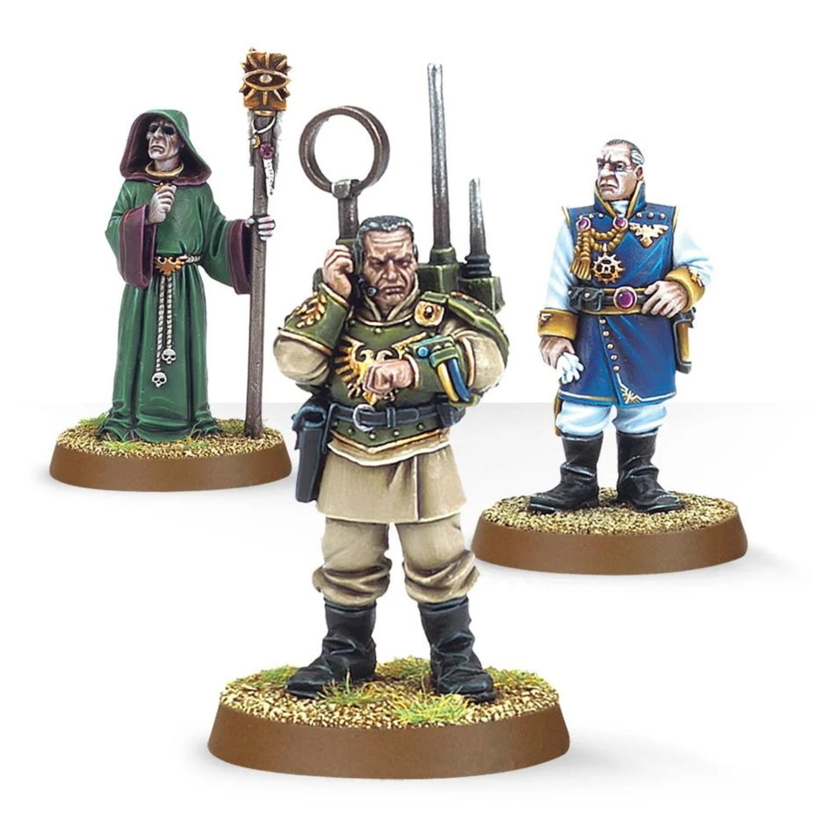 Games Workshop Regimental Advisors