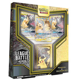 Pokémon TCG: Pikachu & Zekrom-GX League Battle Deck (Pre-order)