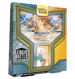 Pokémon TCG: Reshiram & Charizard-GX League Battle Deck (Pre-Order)