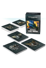 Games Workshop DATACARDS: SPACE MARINES (ENGLISH)