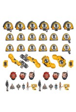 Games Workshop Imperial Fists Primaris Upgrades and Transfers