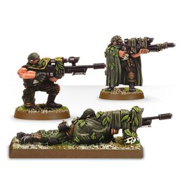 Games Workshop Catachan Snipers