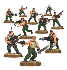 Games Workshop Imperial Guard Catachan Jungle Fighters