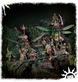 Games Workshop Start Collecting! Maggotkin Of Nurgle