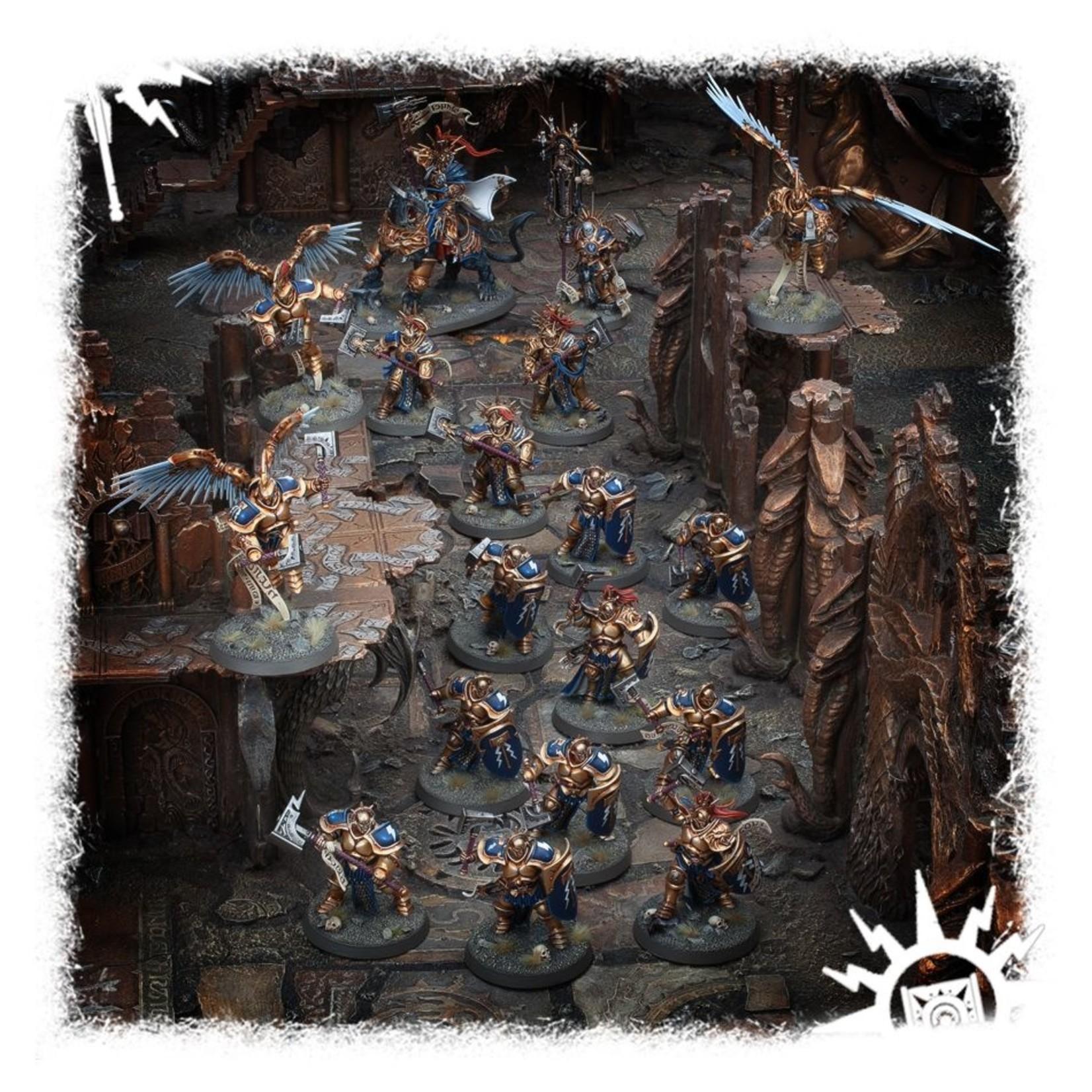 Games Workshop Start Collecting! Stormcast Eternals Thunderstrike Brotherhood