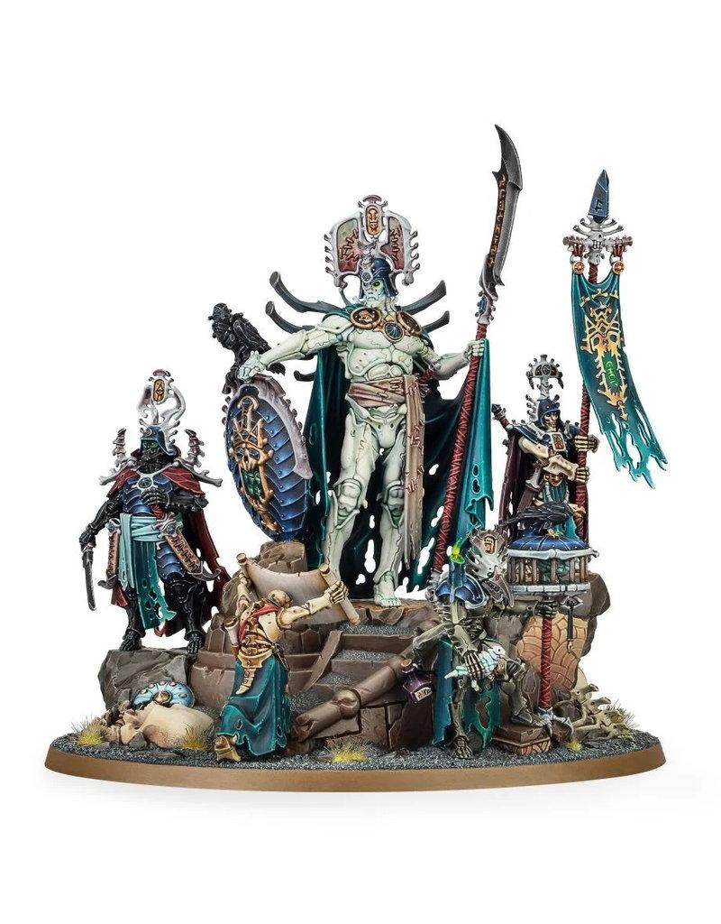 Games Workshop Katakros Mortarch Of The Necropolis