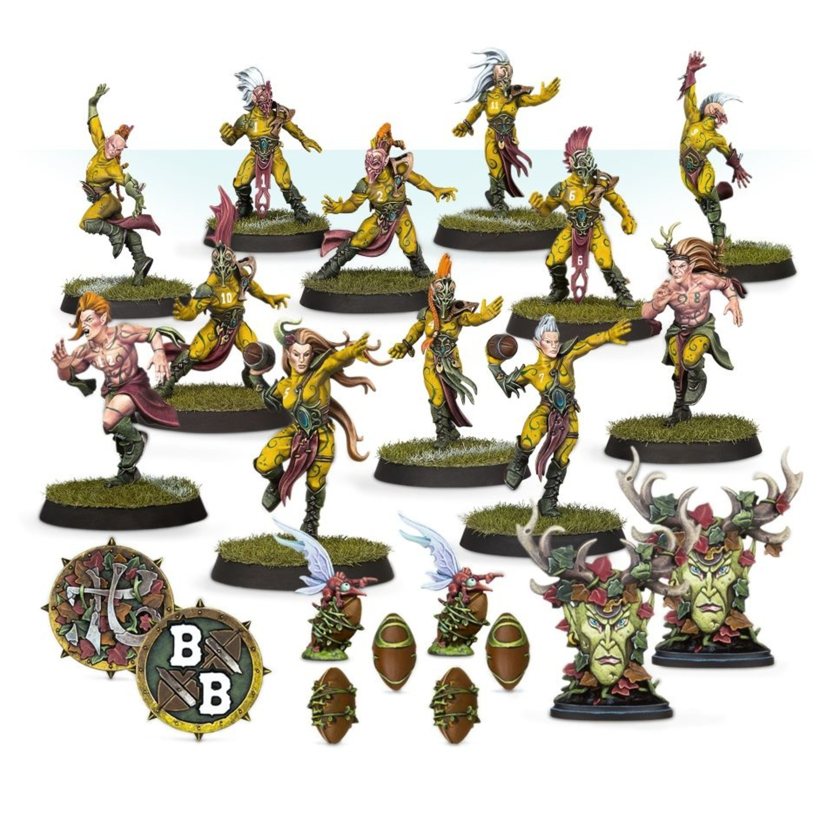 Games Workshop The Athelorn Avengers