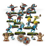 Games Workshop Gwaka'moli Crater Gators
