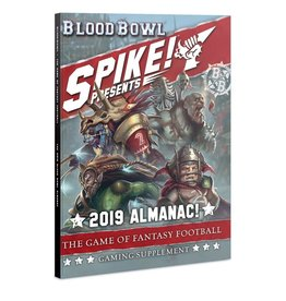 Games Workshop Blood Bowl 2019 Almanac!