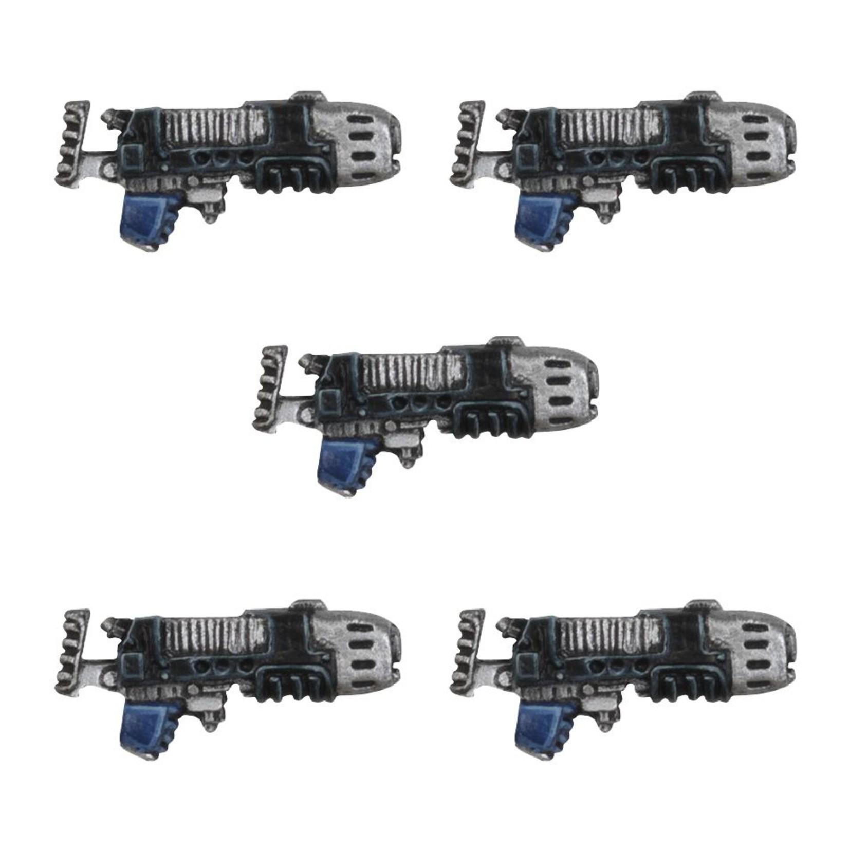 Space Marine Plasma Guns