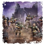 Games Workshop ASTRA MILITARUM CADIAN INFANTRY SQUAD