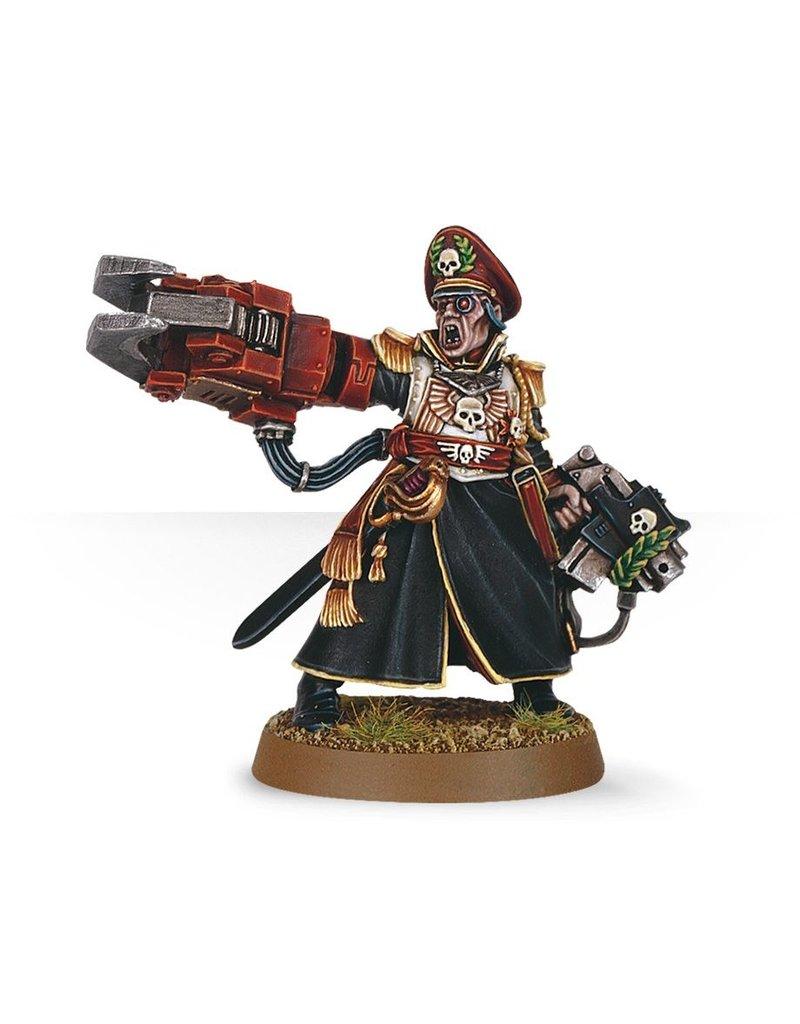 Games Workshop Commissar Yarrick
