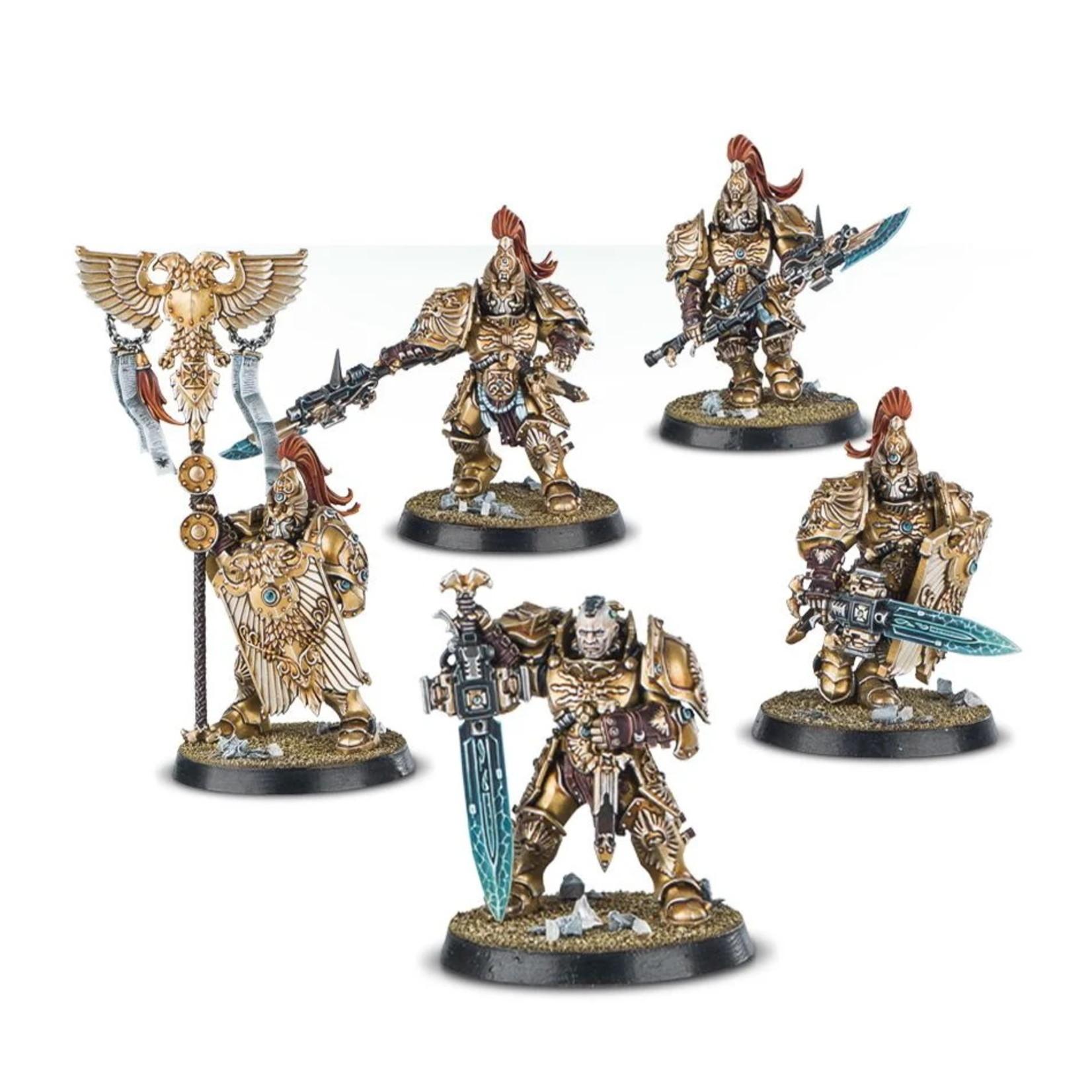 Games Workshop Custodian Guard Squad