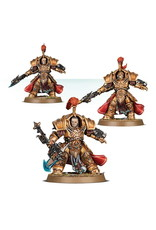 Games Workshop ADEPTUS CUSTODES ALLARUS CUSTODIANS