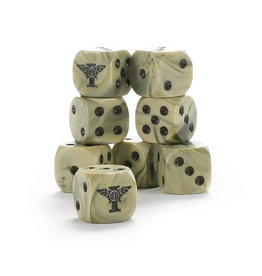 Games Workshop Imperial Navy Taros Dice