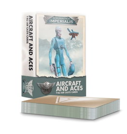 Games Workshop Aircraft & Aces T'au Air Caste Cards