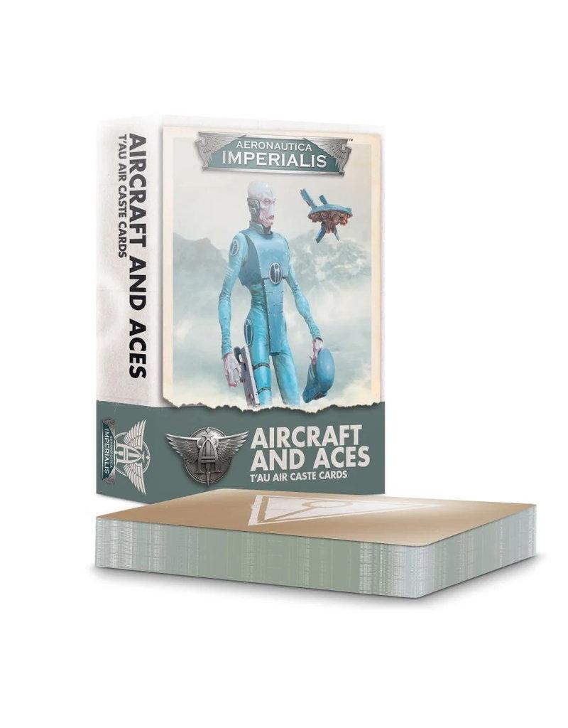 Games Workshop Aircraft & Aces T'au Air Caste Cards