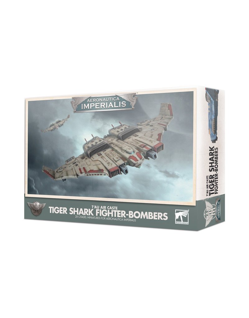 Games Workshop T'au Tiger Shark Fighter-Bombers