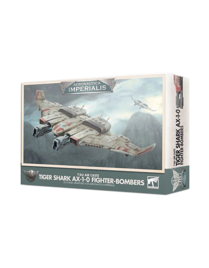 Games Workshop T'au Tiger Shark Ax-1.0 Fighter-bombers