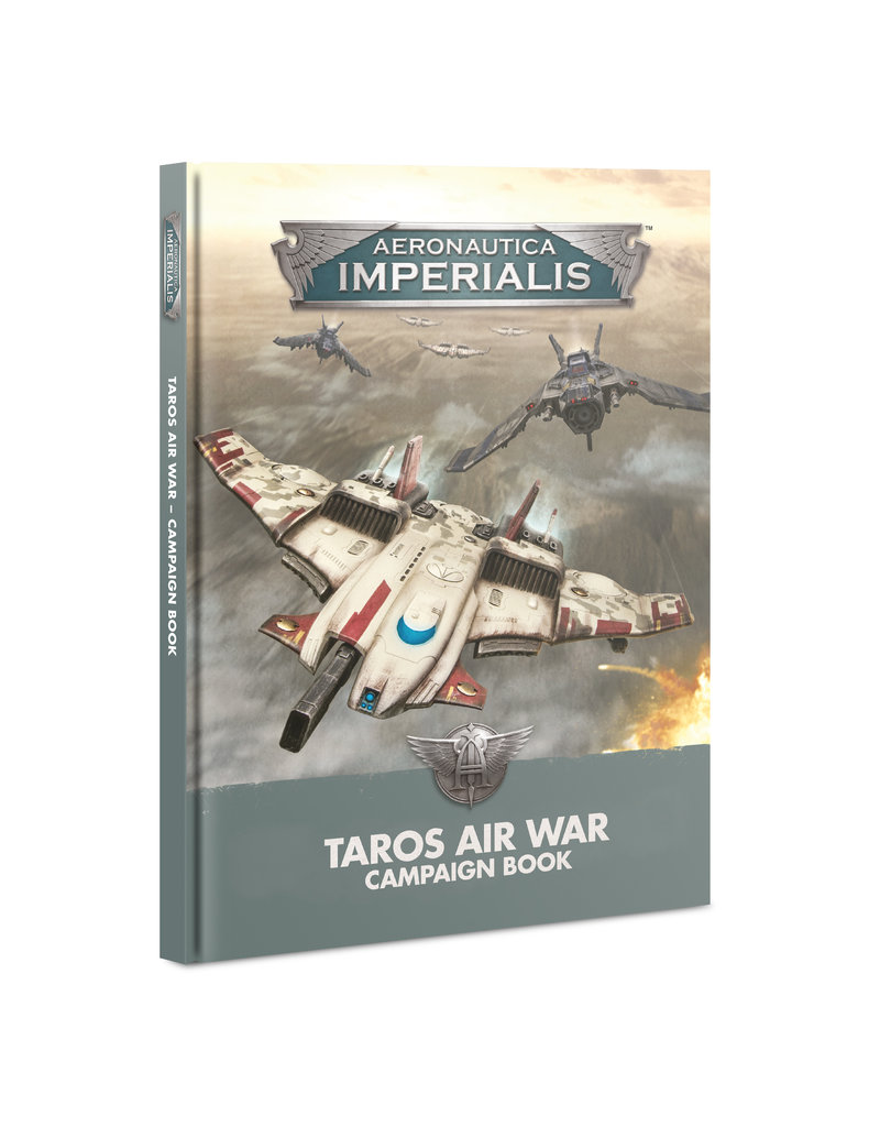 Games Workshop Aeronautica Imperialis: Taros Air War