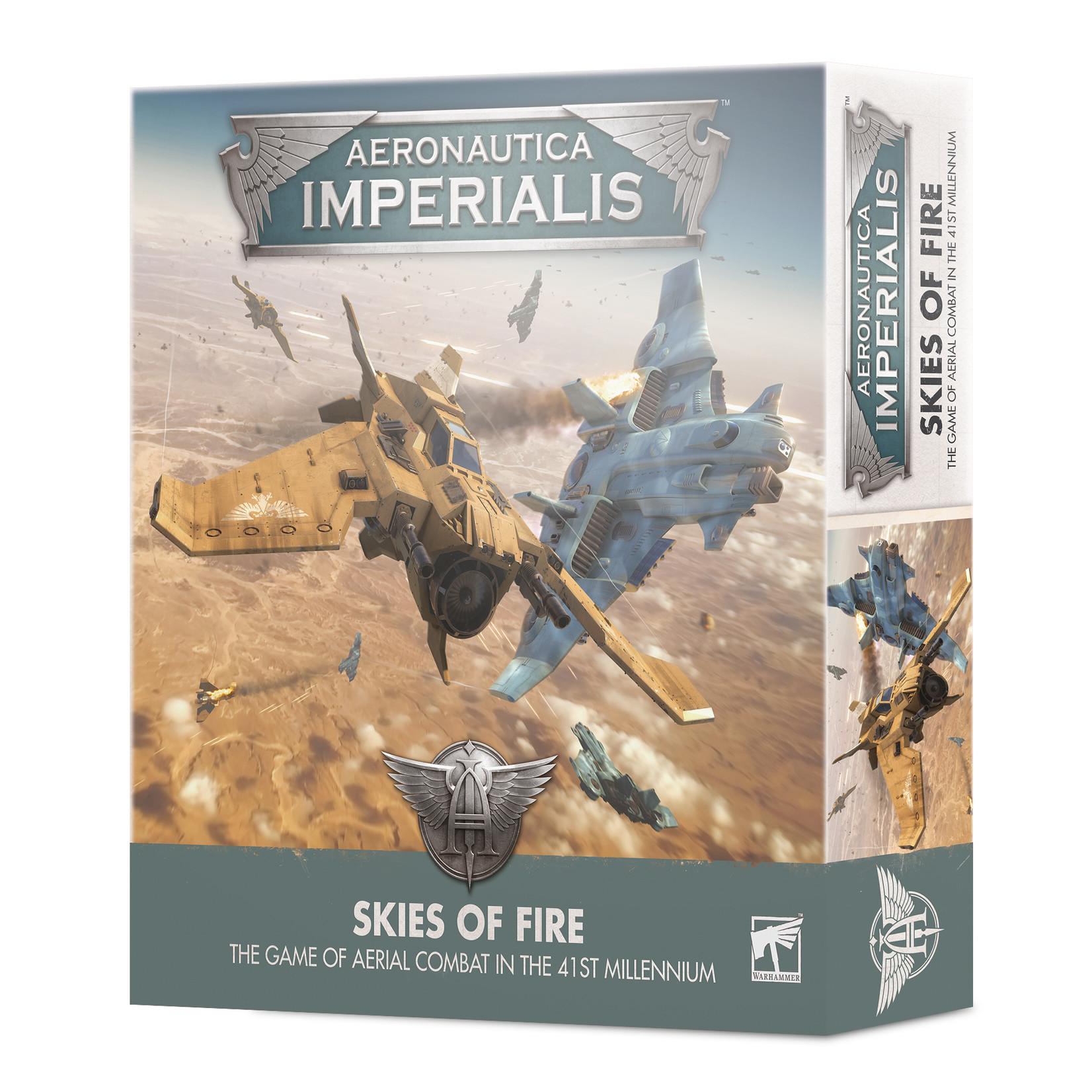 Games Workshop Aeronautica Imperialis: Skies Of Fire