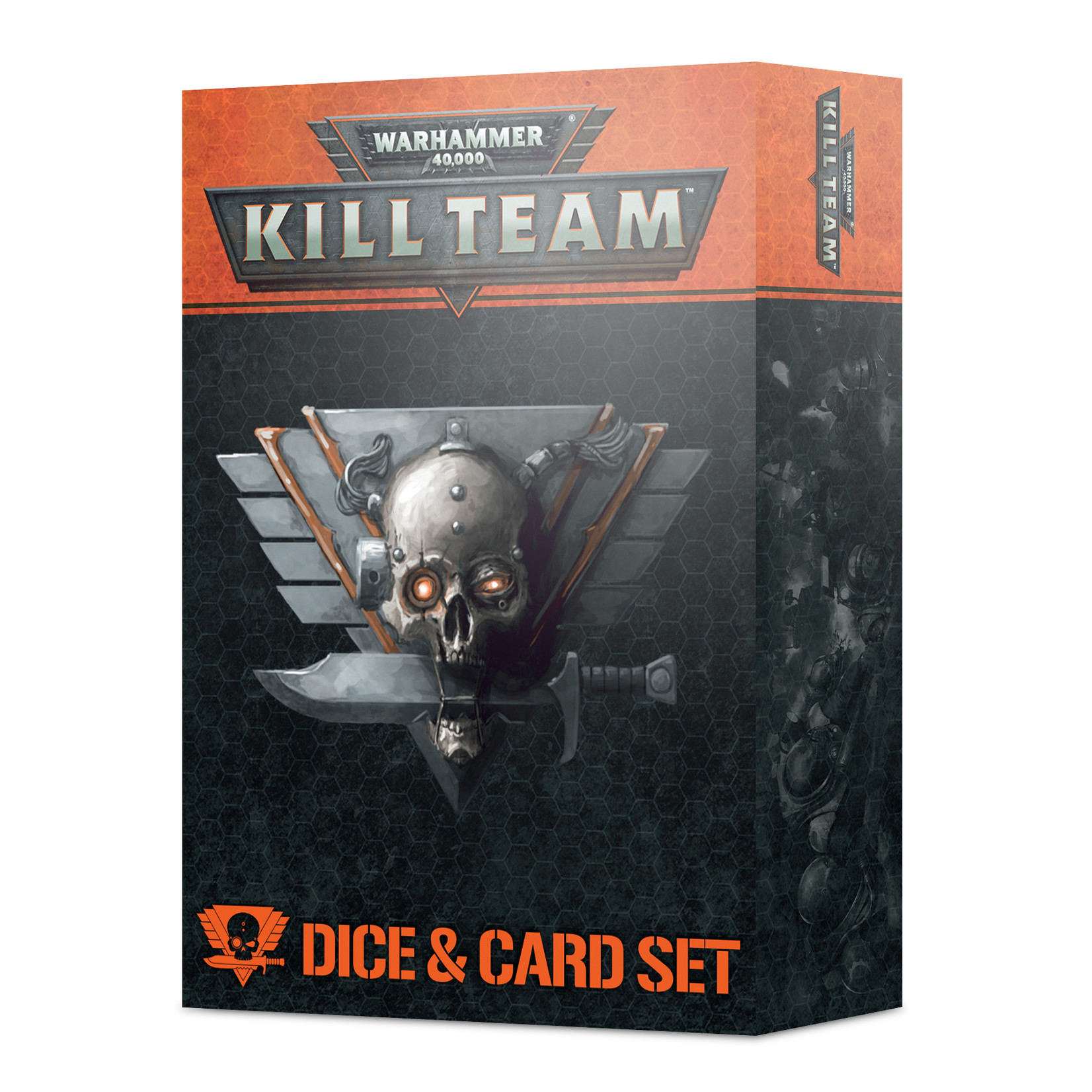 Games Workshop Kill Team: Dice & Card Set