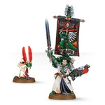 Games Workshop Azrael, Supreme Grand Master