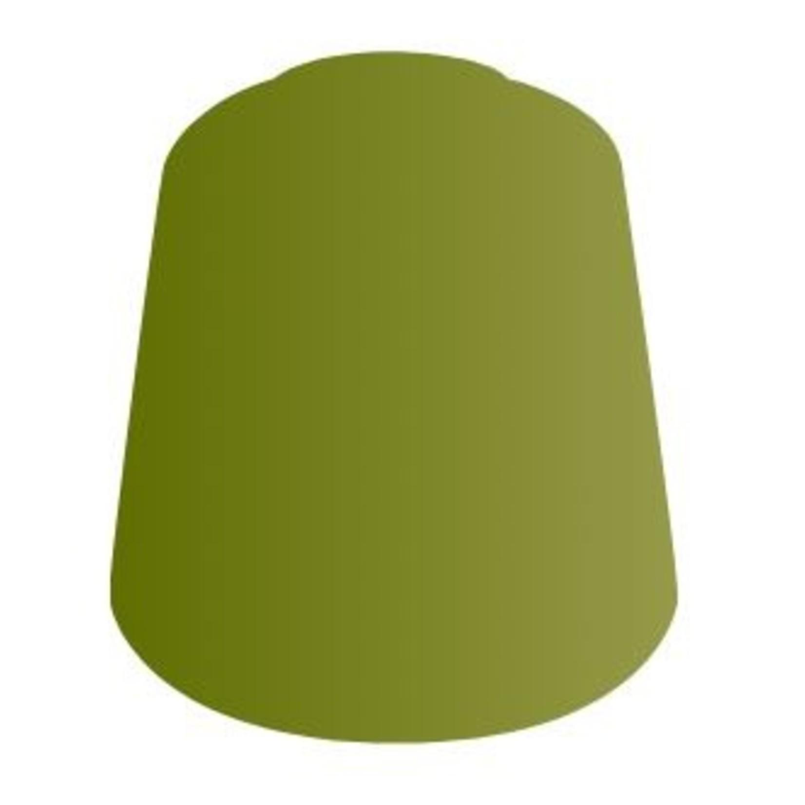 Games Workshop Militarum Green (18ml) Contrast