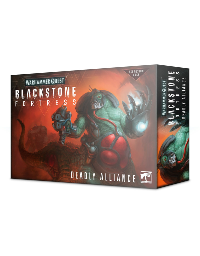 Games Workshop Blackstone Fortress: Deadly Alliance