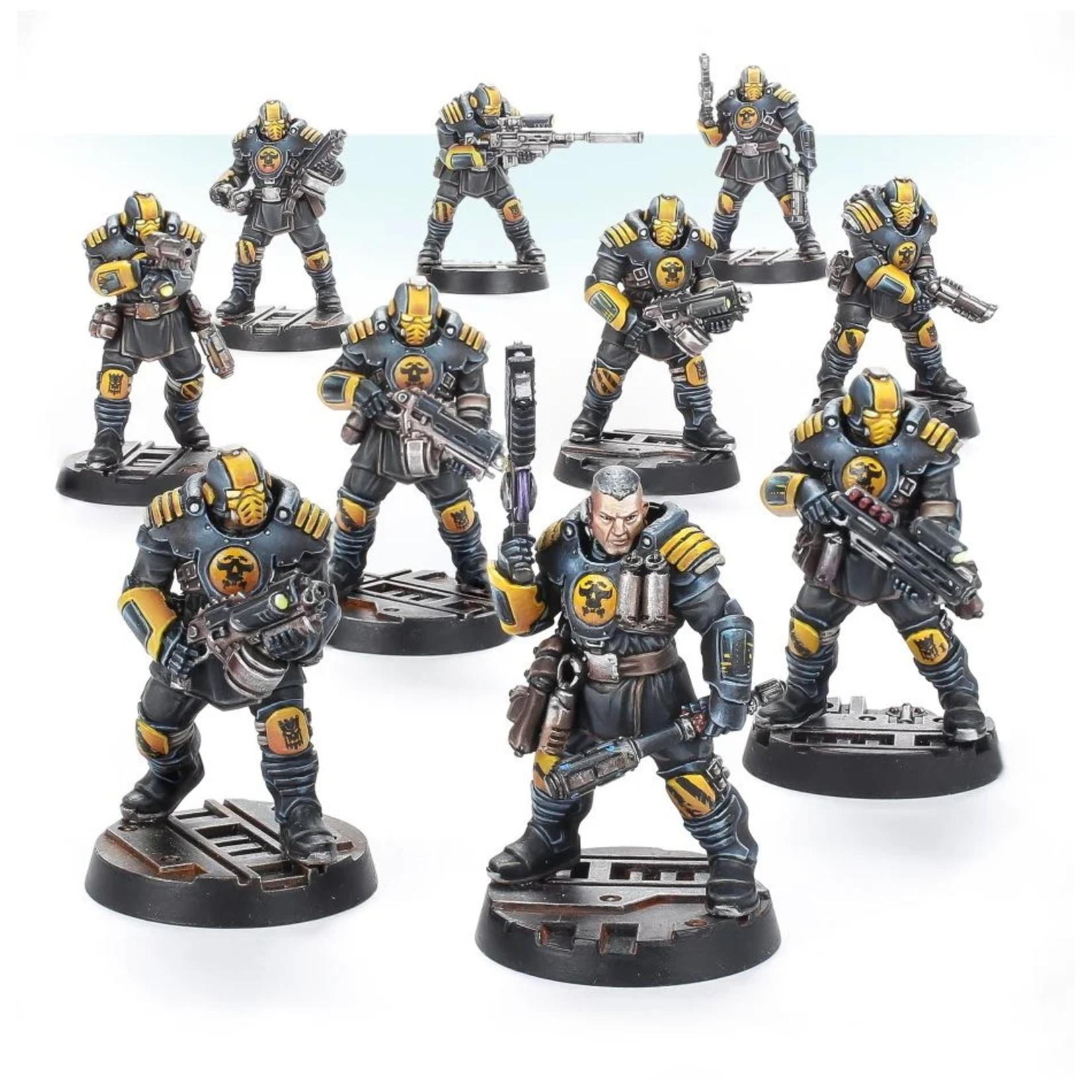 Games Workshop Palanite Enforcer Patrol