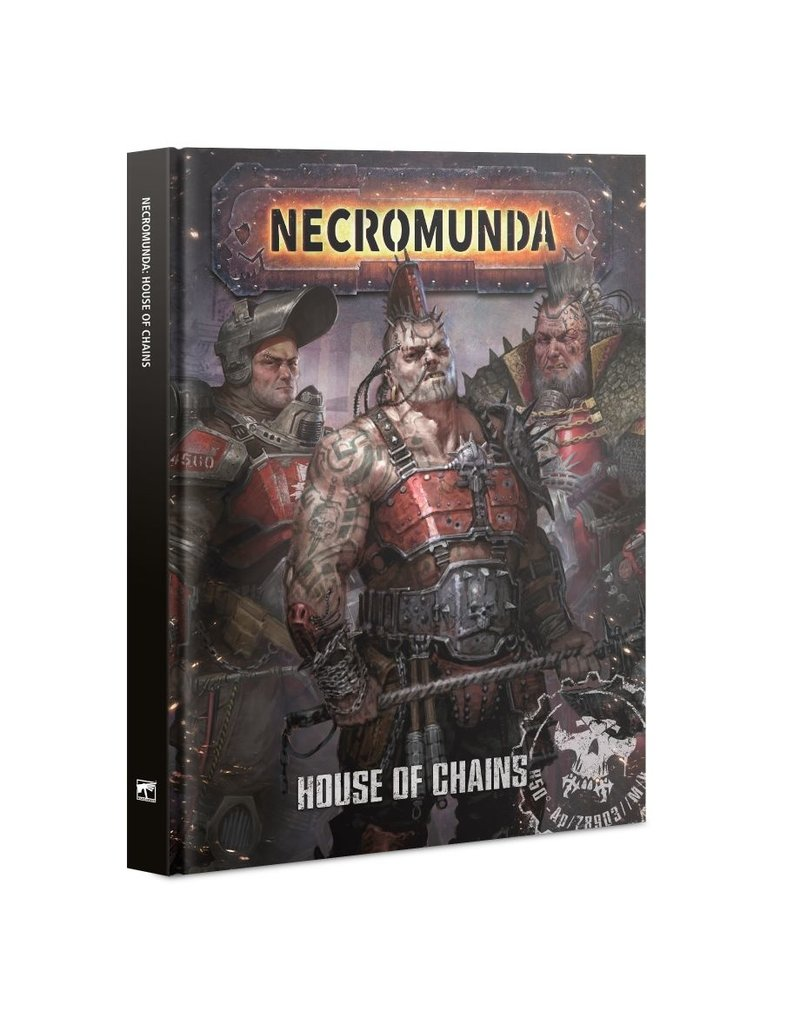 Games Workshop Necromunda: House Of Chains