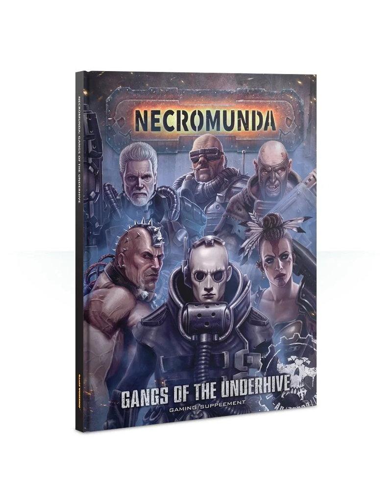 Games Workshop Necromunda: Gangs Of The Underhive