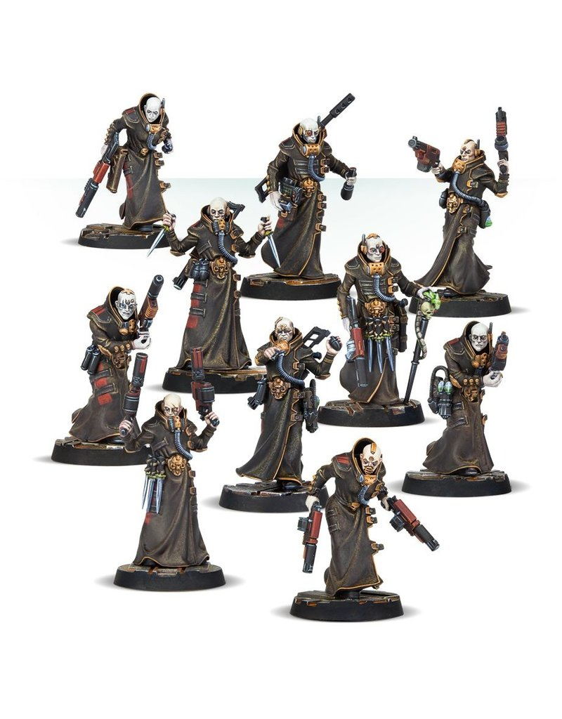 Games Workshop Delaque Gang