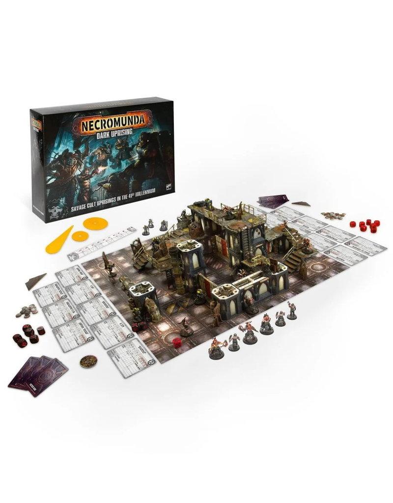 Games Workshop Necromunda: Dark Uprising