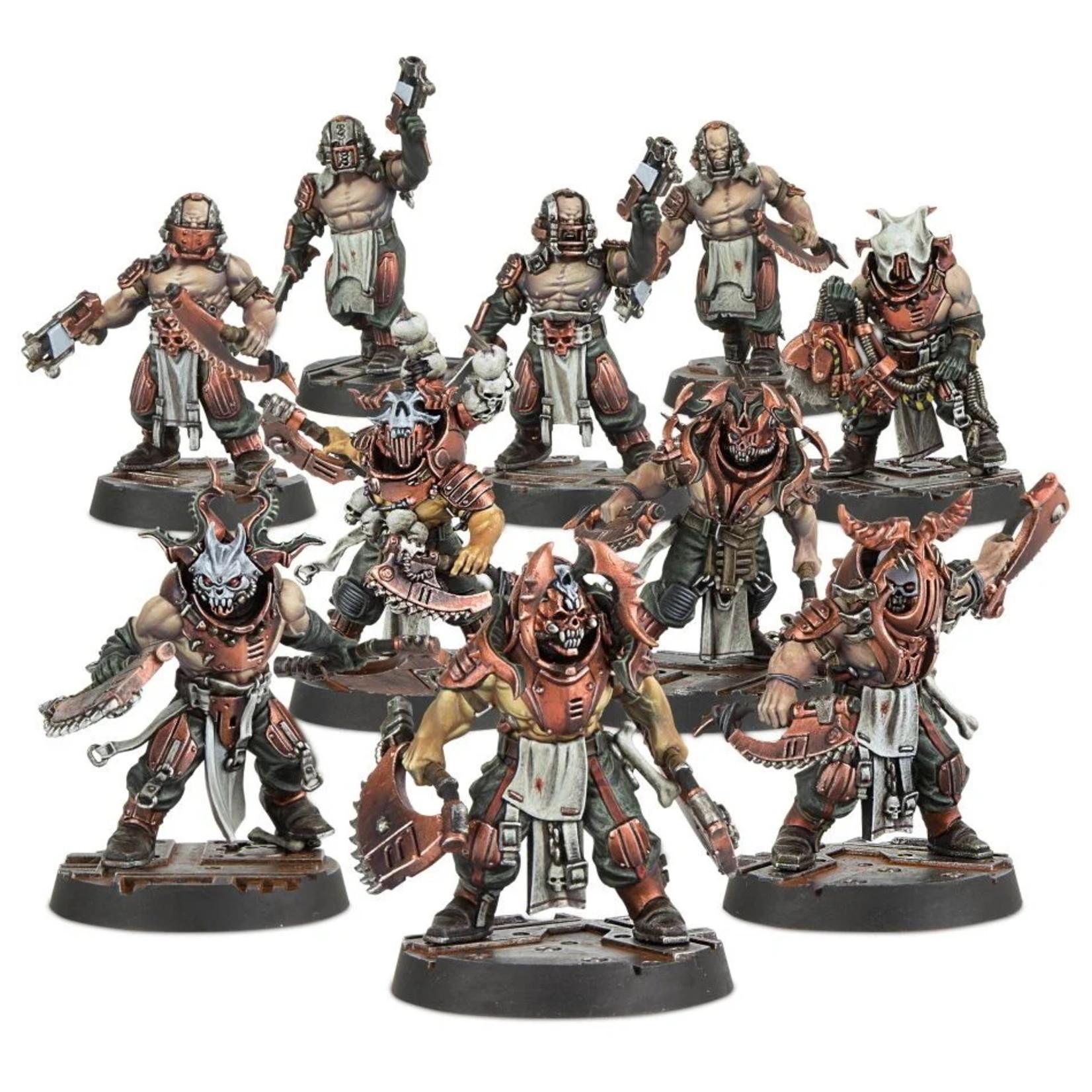 Games Workshop Corpse Grinder Cult