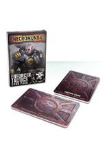 Games Workshop Necromunda Enforcer Tactics Card Pack