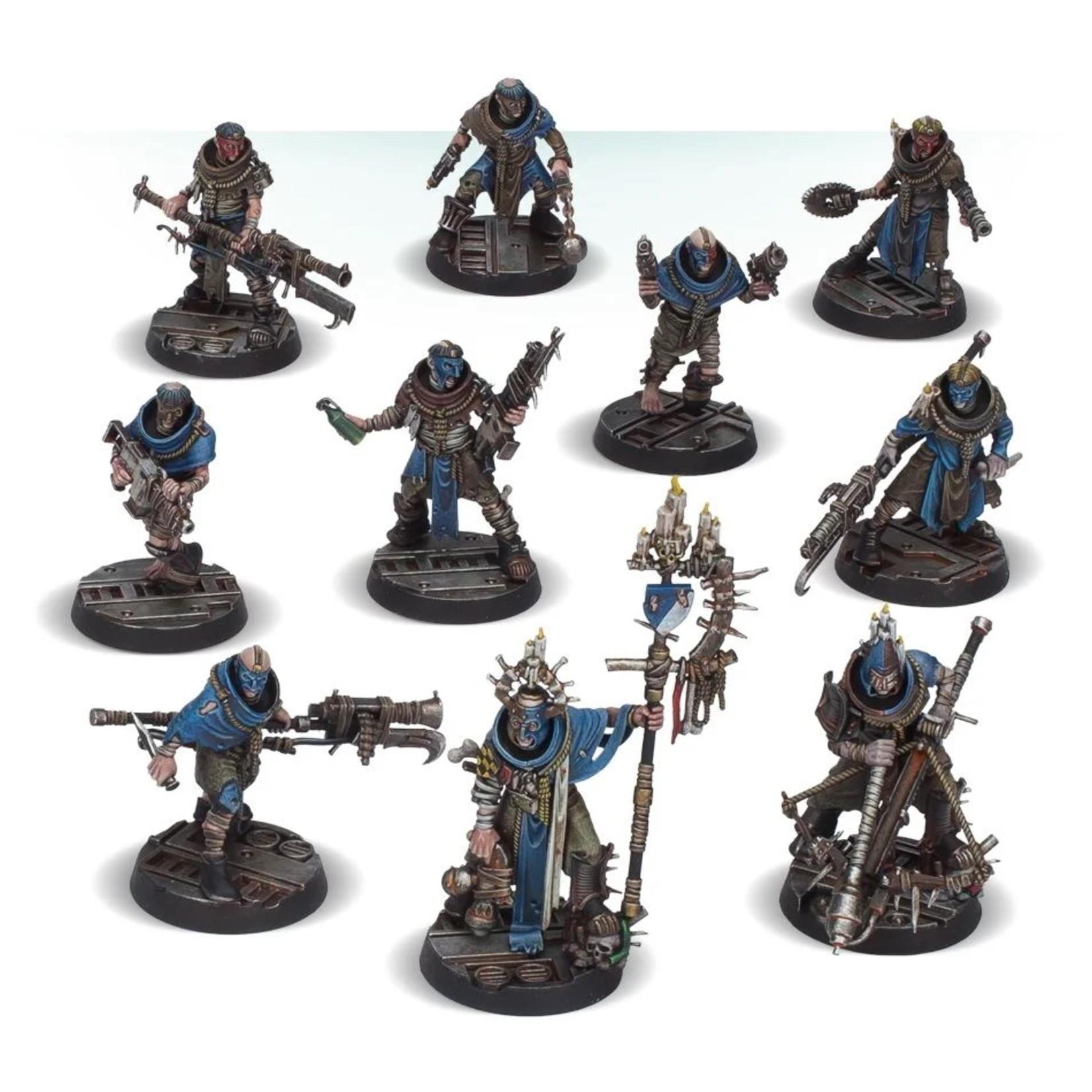 Games Workshop Cawdor Gang