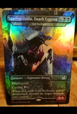 Spacegodzilla, Death Corona - Foil - NM - PIK